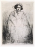 James McNeill Whistler, J. Becquet, Sculptor