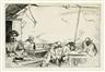 James McNeill Whistler, Soupe a Trois Sous