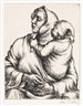 Paul Cadmus, Mother and Child