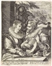 Hendrick Goltzius, A Young Couple and Death