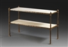 Diego Giacometti, Console Table with marble