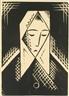 Josef Capek, HEAD OF A WOMAN (žENSKÁ HLAVA)