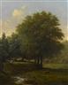 Martin Johnson Heade, Cattle in a Landscape
