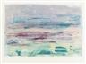Helen Frankenthaler, Sure Violet H. 74