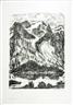 Erich Heckel, Berghang am See (Berge)