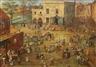 Pieter Brueghel the Younger, A village kermesse