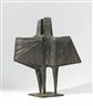 Lynn Chadwick, MAQUETTE V WINGED FIGURES