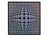 Victor Vasarely, Op-Art Composition