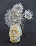 Untitled (Flower Head)
