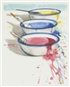 Wayne Thiebaud, Paint Pots