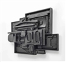 Louise Nevelson, Moon Zag IV