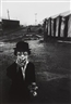 Bruce Davidson, Circus Dwarf, Palisades, New Jersey