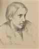 Peder Severin Krøyer, PORTRAIT OF ROBERT LOUIS STEVENSON