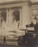 Karl Struss, New York Public Library, Fifth Avenue
