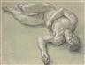 Paul Cadmus, Male Nude #NM91
