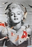 Mimmo Rotella, Marilyn sexy