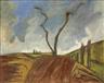 David Bomberg, The Tree