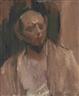 David Bomberg, Self-portrait
