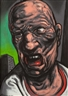 Peter Howson, ANGRY MAN