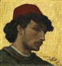 Elihu Vedder, PORTRAIT OF TITO