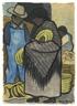 Diego Rivera, VENDEDORA DE RETAZOS