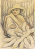 Diego Rivera, ATANDO LEÑA