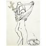 Ben Shahn, 7 works: Untitled