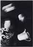 Anna & Bernhard Blume, 3 Works: Mediumistische Szene 1987