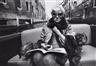 Stefan Moses, Peggy Guggenheim, Venice 1969