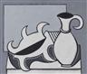 Dmitry Krasnopevtsev, Still life with a jug
