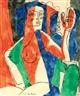Le Corbusier, Deux femmes