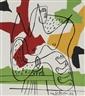 Le Corbusier, Untitled