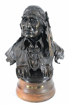 Chief Dan George By Vilem Zach ,2/30