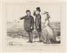 Honoré Daumier, A la Varenne-Saint-Maur