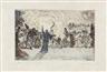 James Ensor, Christus unter den Bettlern (Le Christ aux mendiants)