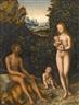 Lucas Cranach the Elder, THE FAUN FAMILY