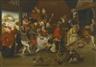 Pieter Brueghel the Younger, TWELFTH NIGHT