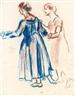 Anton Faistauer, Two women