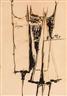 Lynn Chadwick, Untitled (Figure)