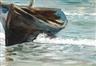 Peder Severin Krøyer, A boat on the beach, Skagen