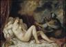 Titian Danaë, Venus and Adonis: The early poesie - Museo Nacional del Prado