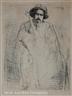 James McNeill Whistler, Becquet, the Fiddler