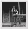 Roger Ballen, Man on Front Verandah, Southern Transvaal