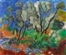 Hans Purrmann, Olive Trees on Ischia