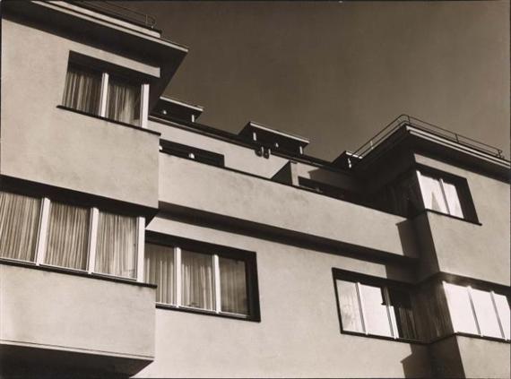 august sander architekturmodell architekt. Black Bedroom Furniture Sets. Home Design Ideas