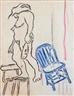 Gary Kuehn, The Hung Chair