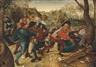 Pieter Brueghel the Younger, A country brawl