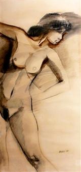 Nude By Cesar Legaspi ,1978