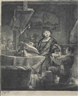 Rembrandt van Rijn, Jan Uytenbogaert, 'The Goldweigher'