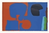 Patrick Heron, Plate IV from: Winchester Four